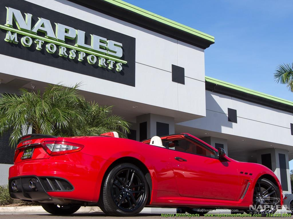 2014 Maserati Gran Turismo MC Stradale Convertible - Photo 29 - Naples, FL 34104