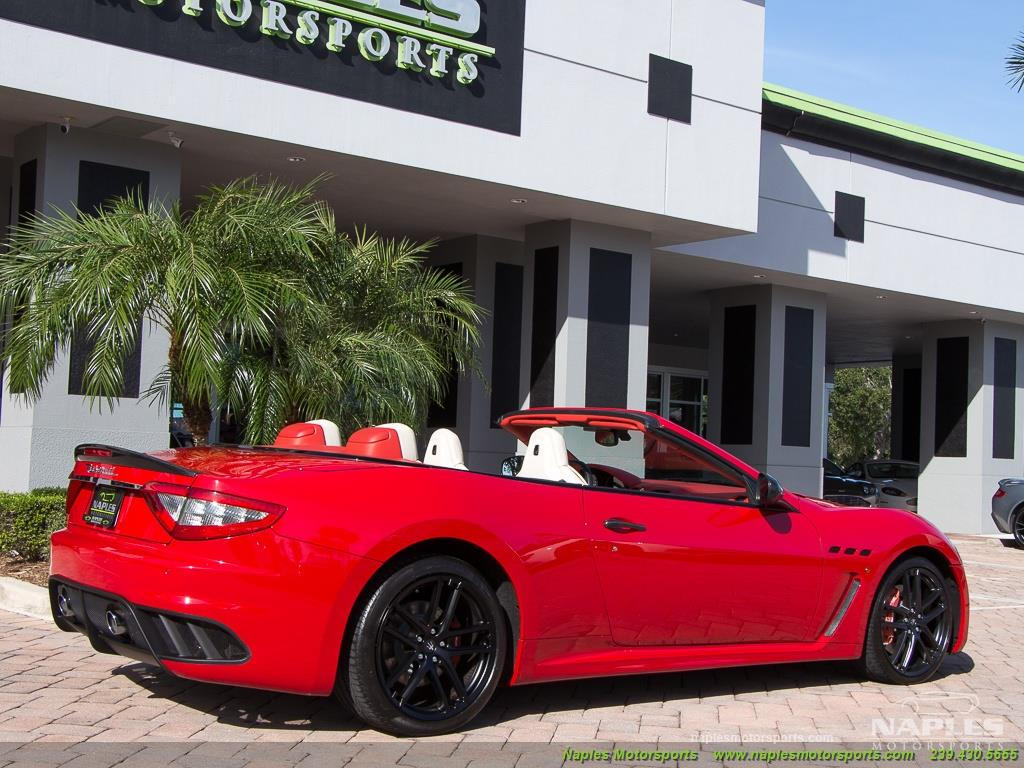 2014 Maserati Gran Turismo MC Stradale Convertible - Photo 23 - Naples, FL 34104