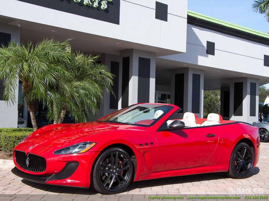 2014 Maserati Gran Turismo MC Stradale Convertible - Photo 12 - Naples, FL 34104