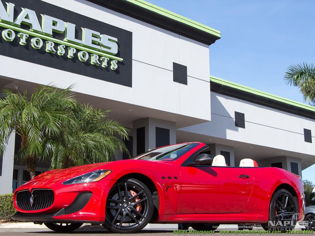 2014 Maserati Gran Turismo MC Stradale Convertible - Photo 10 - Naples, FL 34104