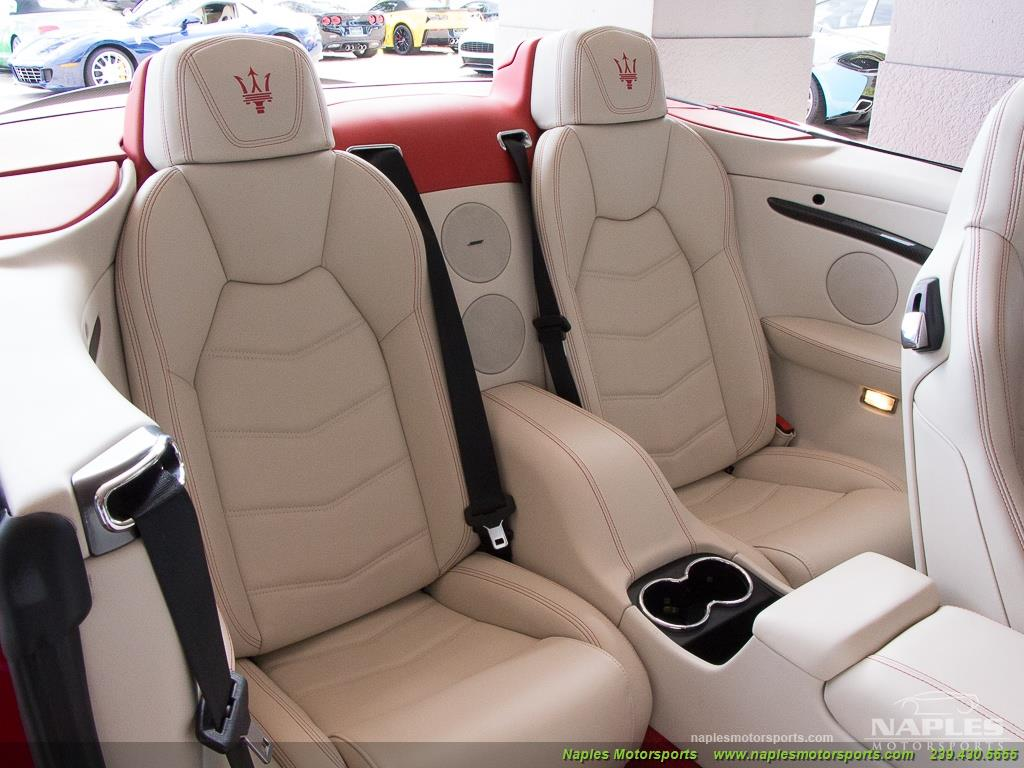 2014 Maserati Gran Turismo MC Stradale Convertible - Photo 51 - Naples, FL 34104