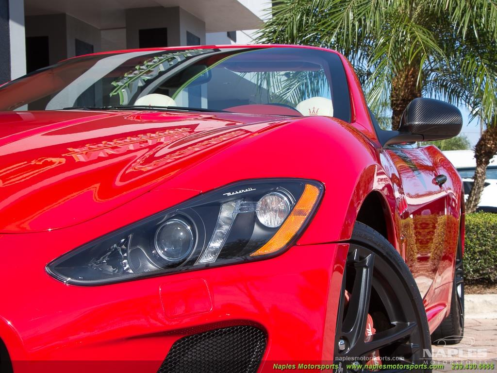 2014 Maserati Gran Turismo MC Stradale Convertible - Photo 44 - Naples, FL 34104