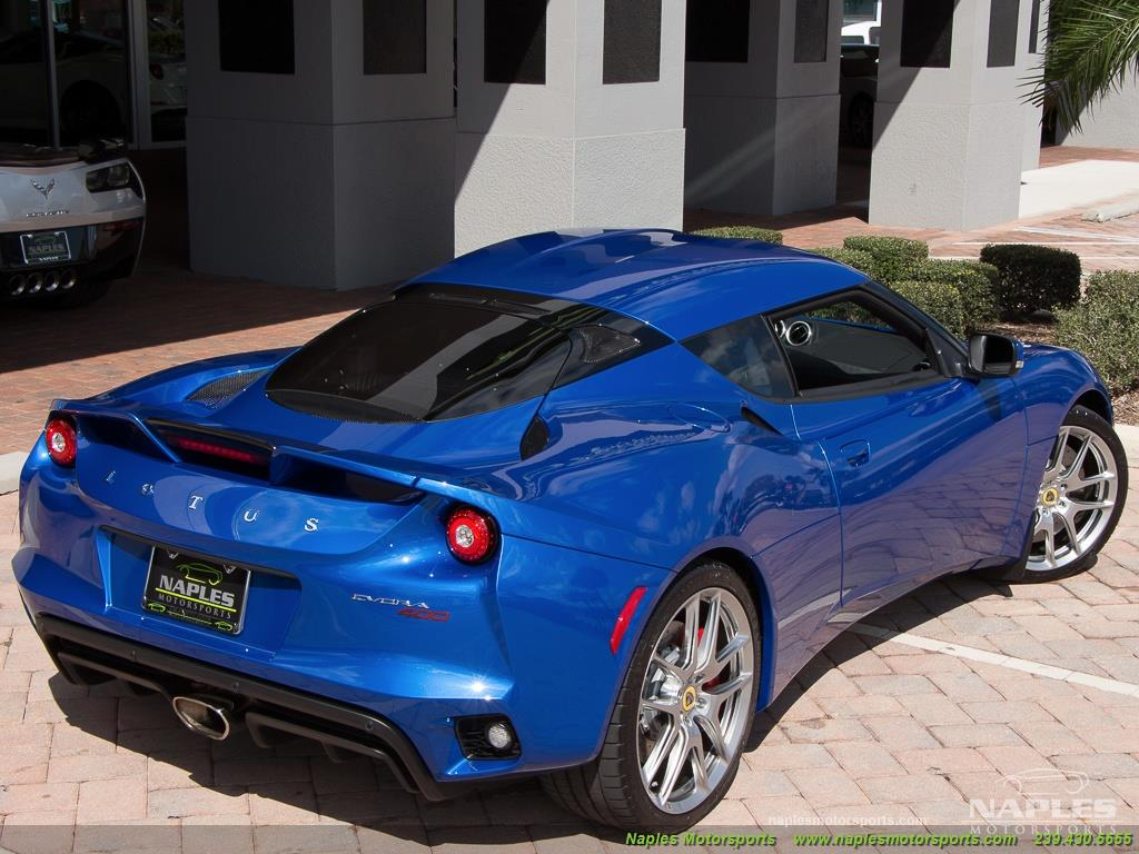 2017 Lotus Evora 400 - Photo 49 - Naples, FL 34104