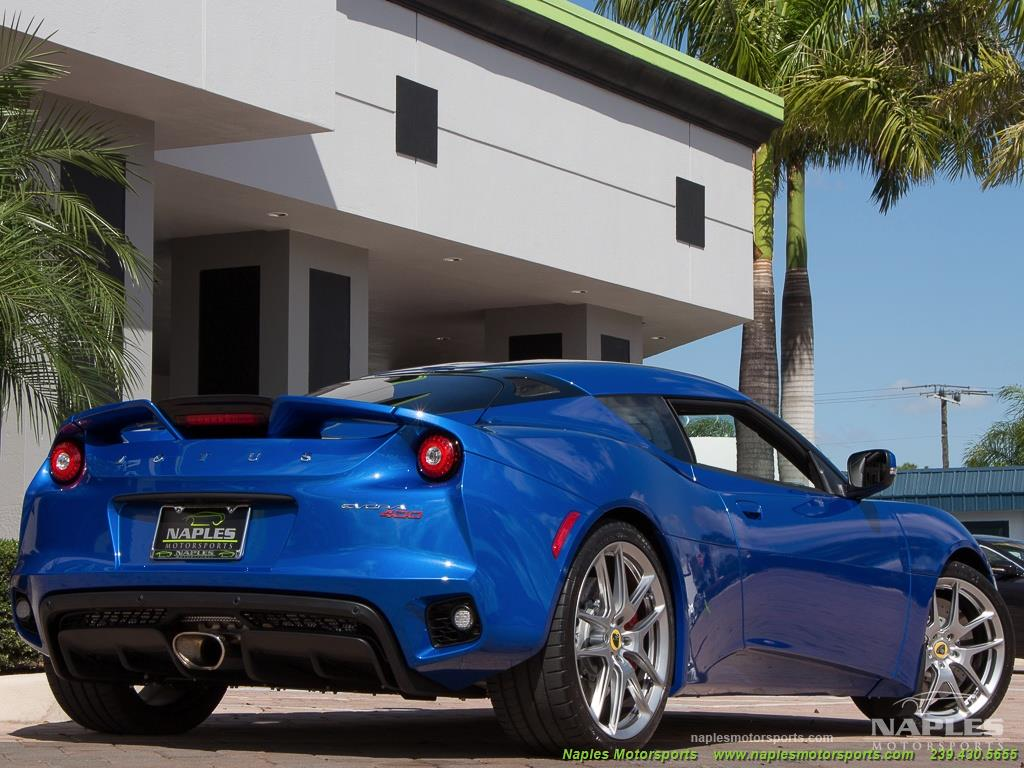 2017 Lotus Evora 400 - Photo 26 - Naples, FL 34104