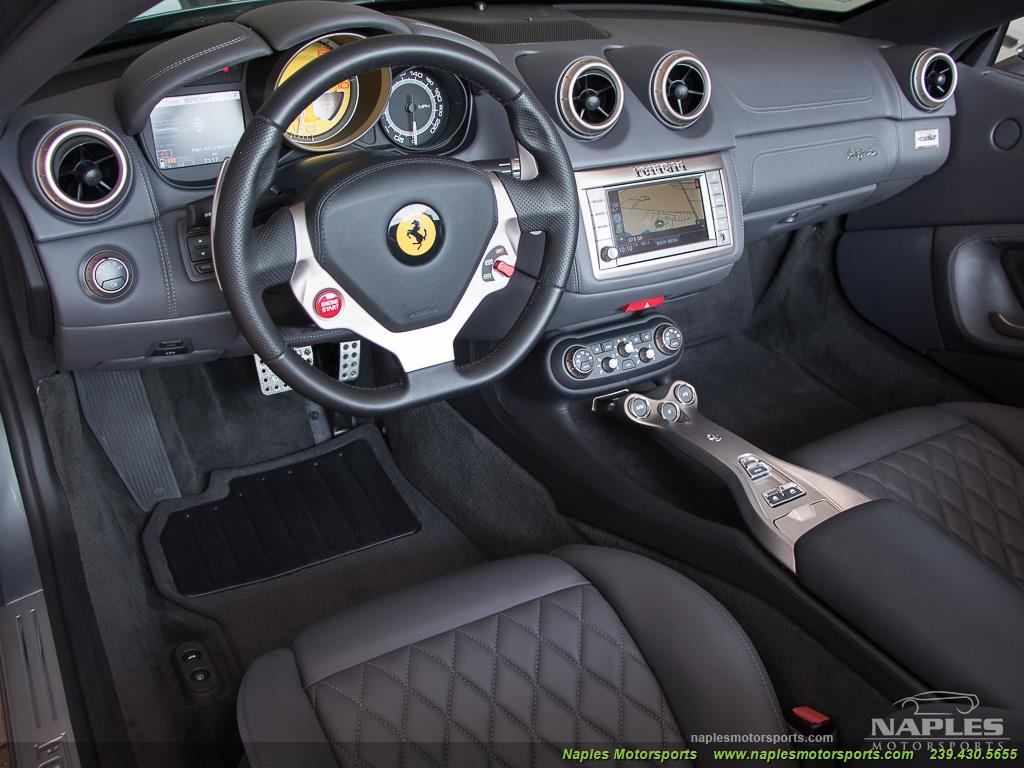 2011 Ferrari California - Photo 45 - Naples, FL 34104
