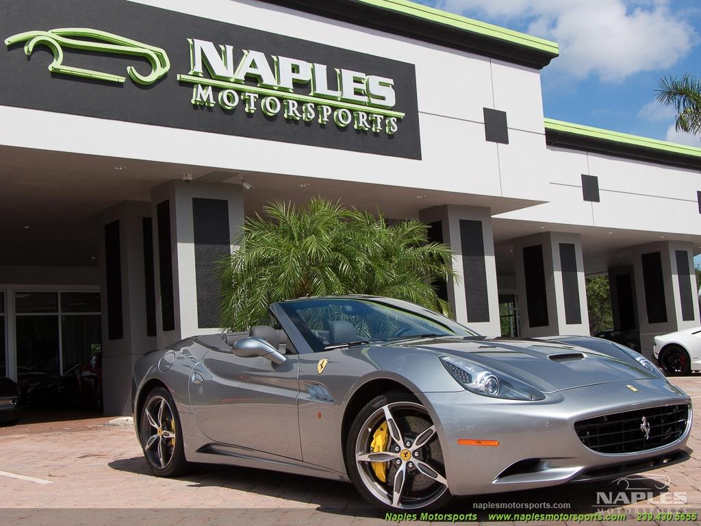 2011 Ferrari California - Photo 20 - Naples, FL 34104