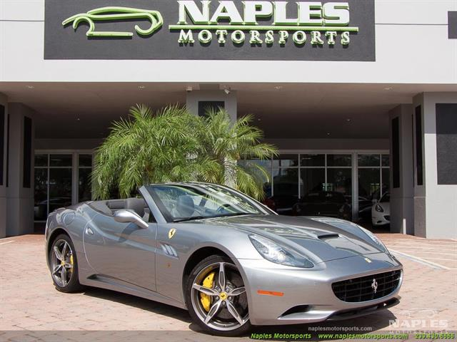 2011 Ferrari California - Photo 1 - Naples, FL 34104