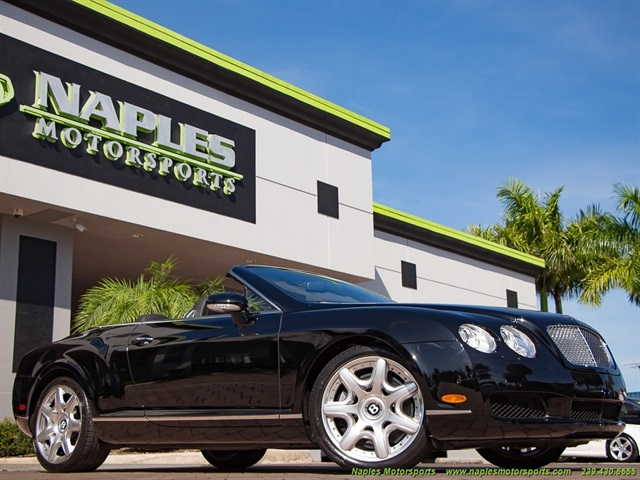 2008 Bentley Continental Gt Gtc Convertible Mulliner Package