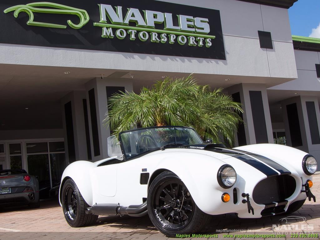 1965 Replica/Kit BackDraft Racing 427 Shelby Cobra Replica - Photo 40 - Naples, FL 34104
