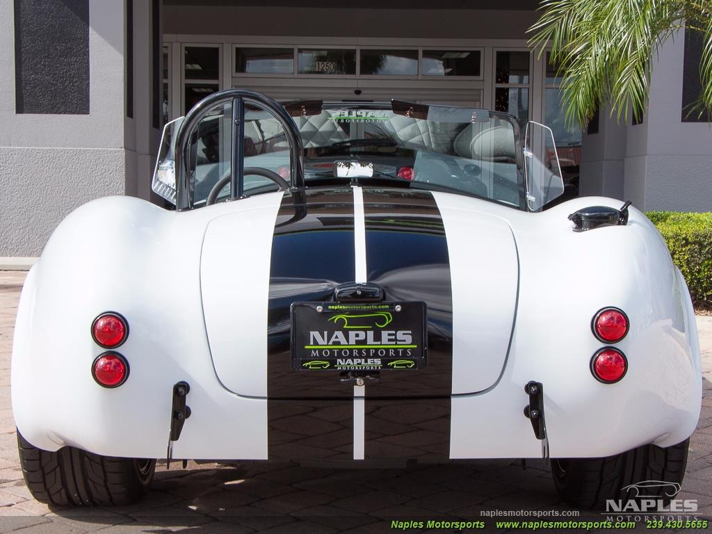 1965 Replica/Kit BackDraft Racing 427 Shelby Cobra Replica - Photo 41 - Naples, FL 34104