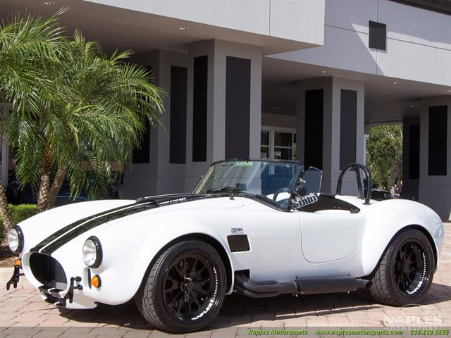 1965 Replica/Kit BackDraft Racing 427 Shelby Cobra Replica - Photo 3 - Naples, FL 34104