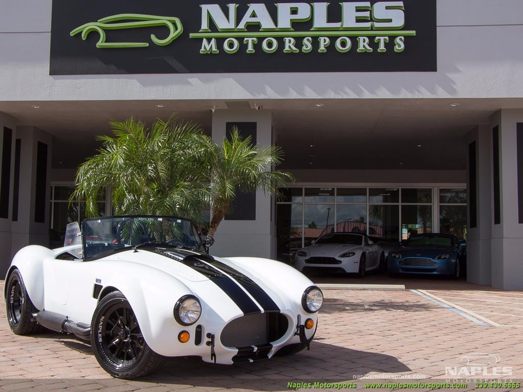 1965 Replica/Kit BackDraft Racing 427 Shelby Cobra Replica - Photo 56 - Naples, FL 34104