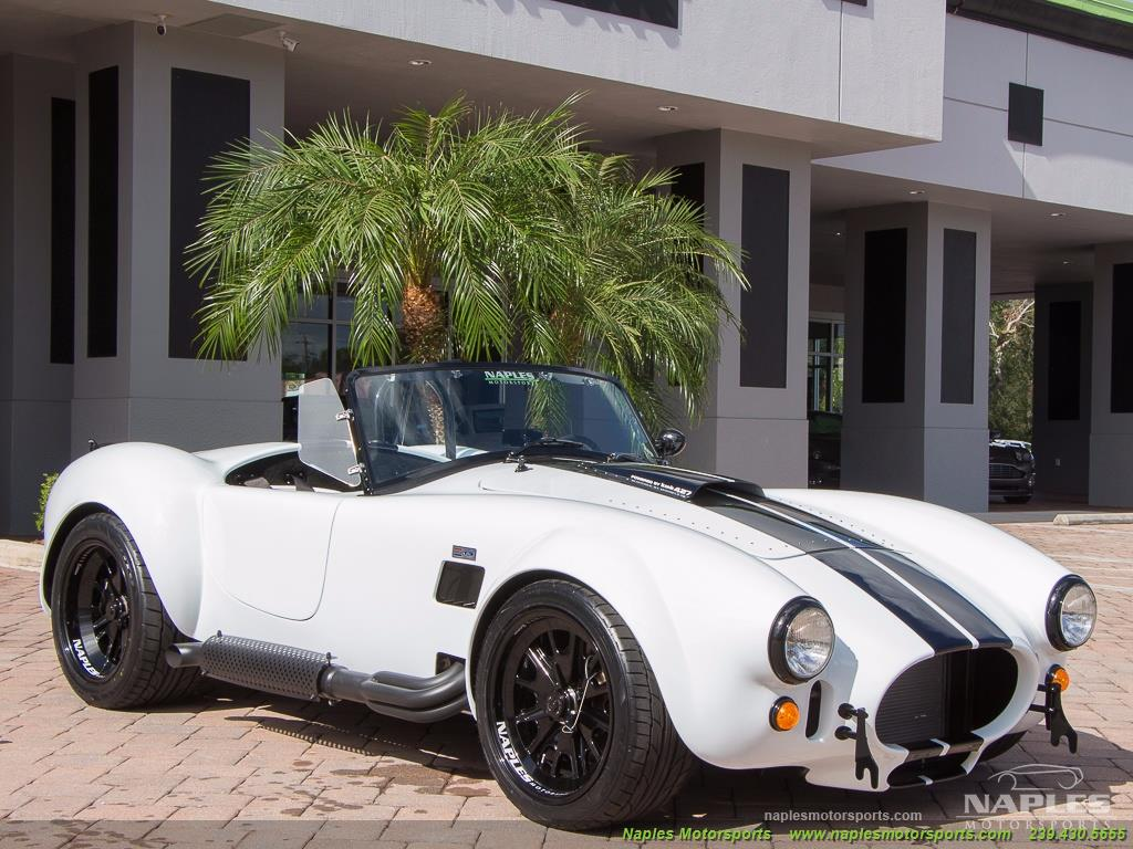 1965 Replica/Kit BackDraft Racing 427 Shelby Cobra Replica - Photo 37 - Naples, FL 34104