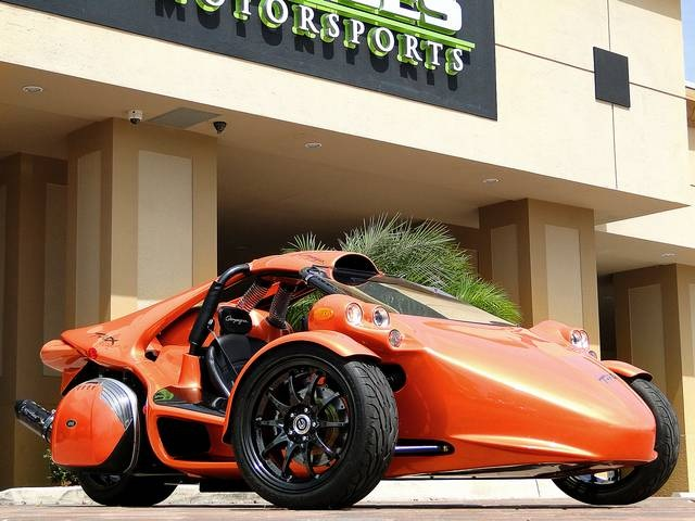 2011 Campagna T Rex Motorcycle