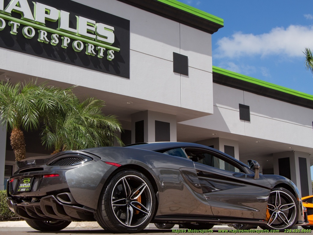 2016 McLaren 570S - Photo 40 - Naples, FL 34104