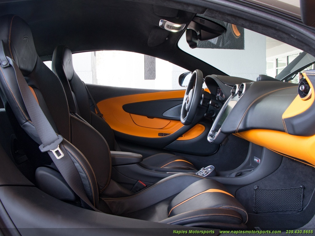 2016 McLaren 570S - Photo 17 - Naples, FL 34104