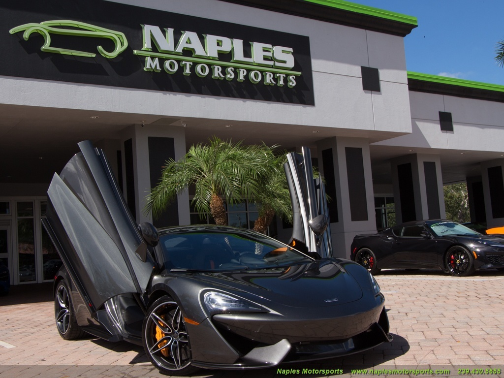 2016 McLaren 570S - Photo 49 - Naples, FL 34104