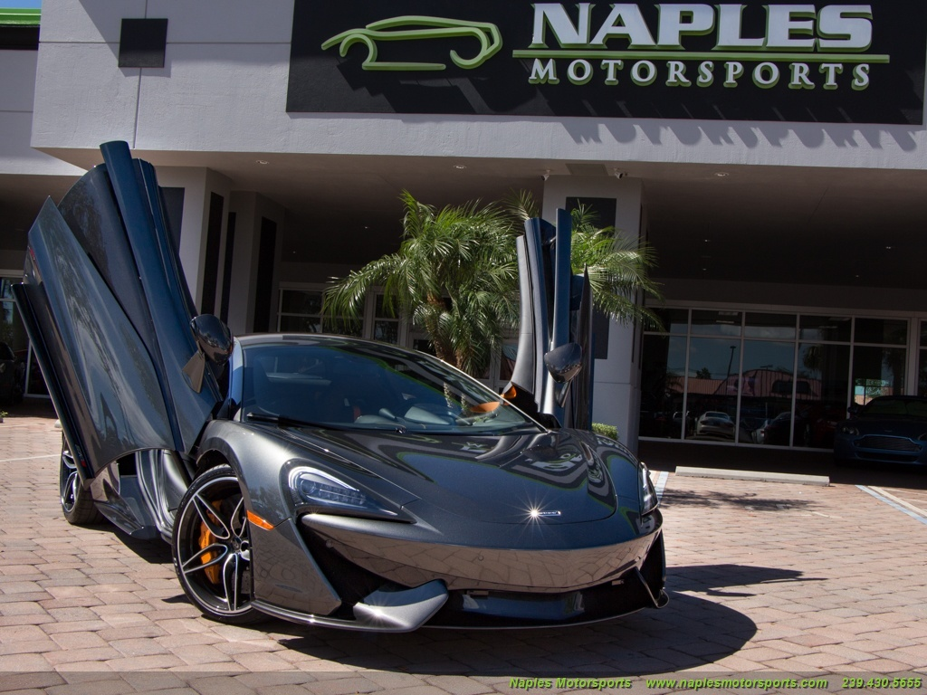 2016 McLaren 570S - Photo 8 - Naples, FL 34104