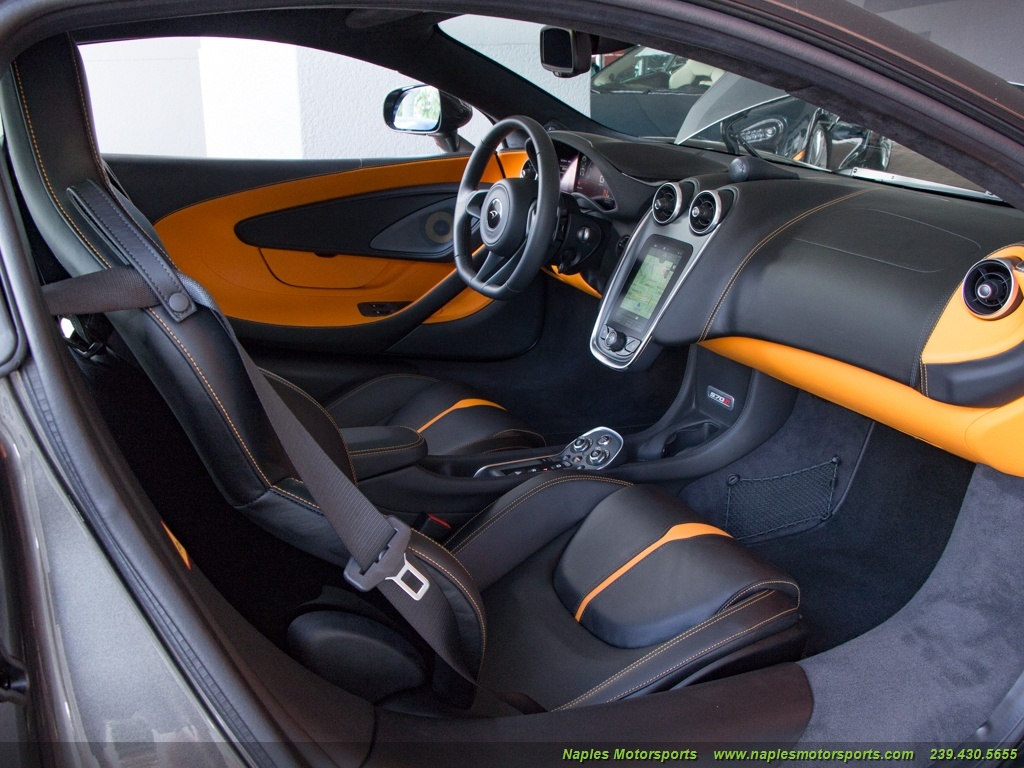 2016 McLaren 570S - Photo 16 - Naples, FL 34104