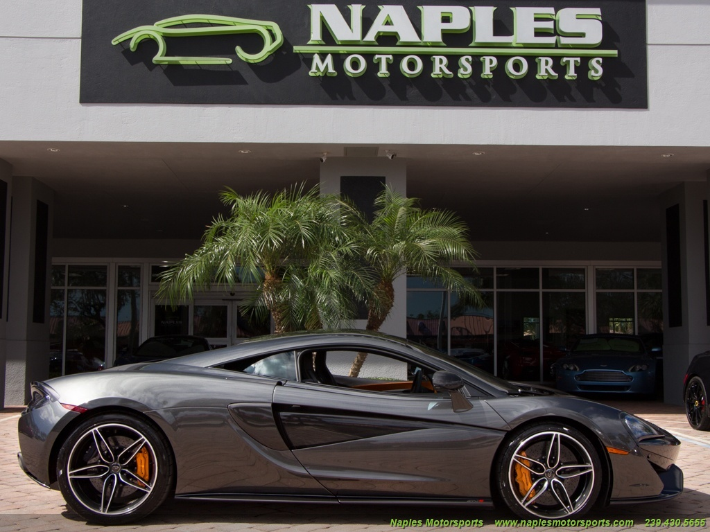 2016 McLaren 570S - Photo 37 - Naples, FL 34104