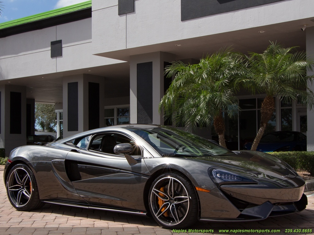 2016 McLaren 570S - Photo 38 - Naples, FL 34104