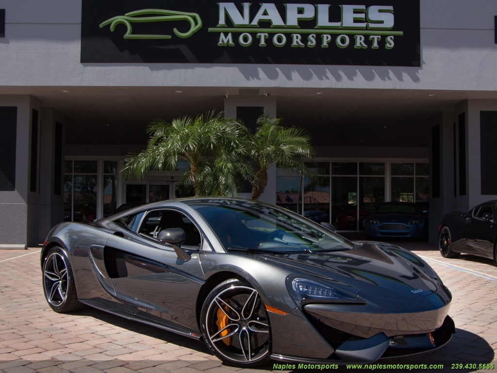 2016 McLaren 570S - Photo 9 - Naples, FL 34104