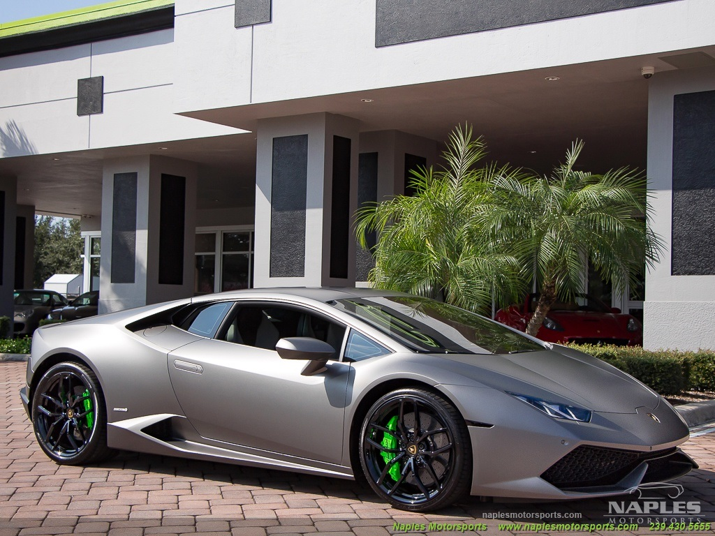 2015 lamborghini huracan lp 610 4 photo 19 naples fl 34104