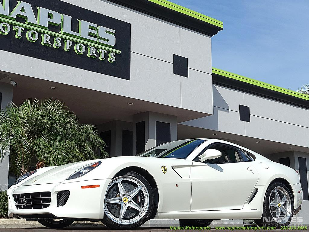 2010 Ferrari 599 HGTE - Photo 20 - Naples, FL 34104