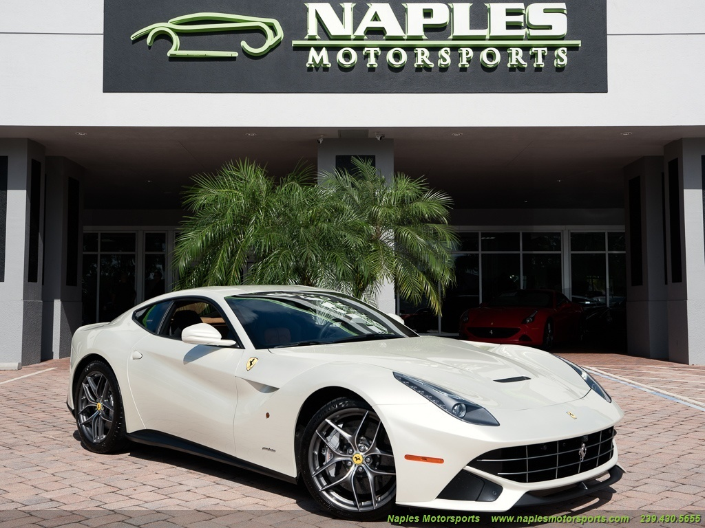 2014 Ferrari F12 Berlinetta For Sale In Naples Fl Stock 18 199546