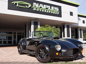 1965 Replica/Kit Back Draft Racing Shelby Cobra Roush 427