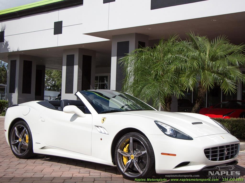 2014 Ferrari California - Photo 38 - Naples, FL 34104