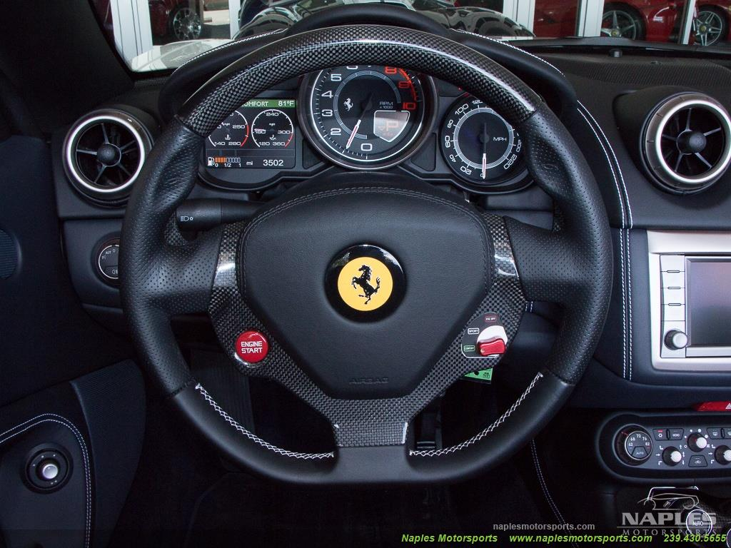 2014 Ferrari California - Photo 17 - Naples, FL 34104