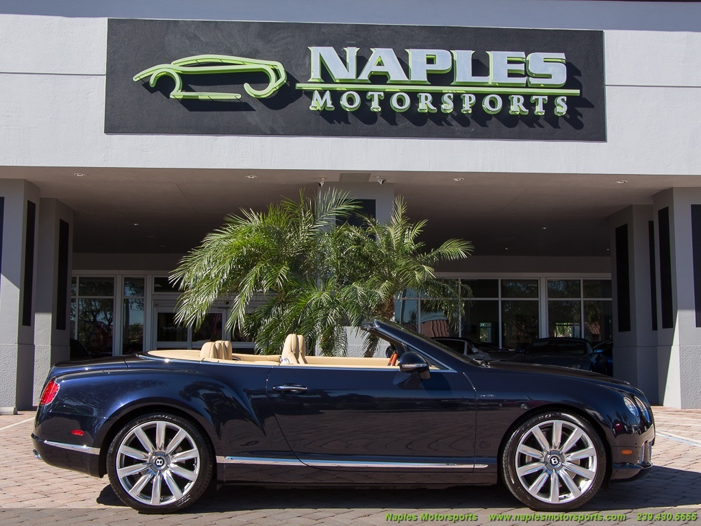 2014 Bentley Continental GT GTC Convertible - Photo 24 - Naples, FL 34104