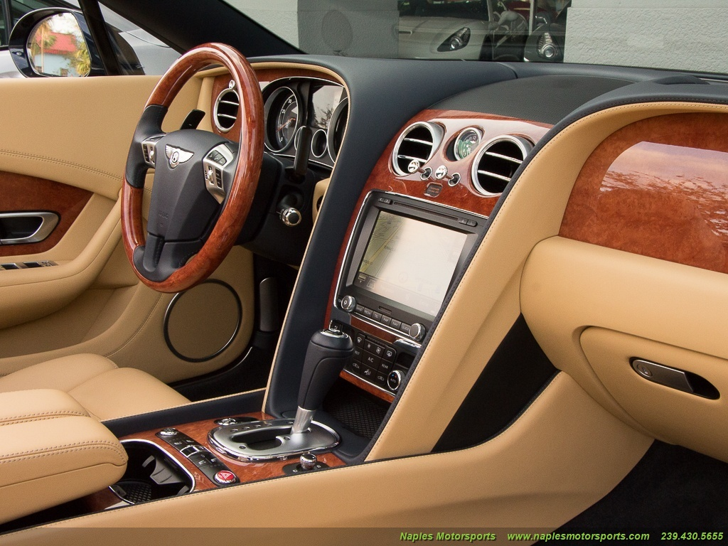 2014 Bentley Continental GT GTC Convertible - Photo 37 - Naples, FL 34104