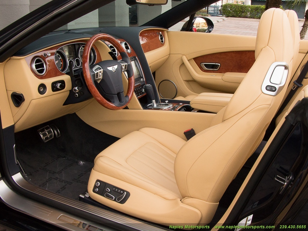 2014 Bentley Continental GT GTC Convertible - Photo 47 - Naples, FL 34104