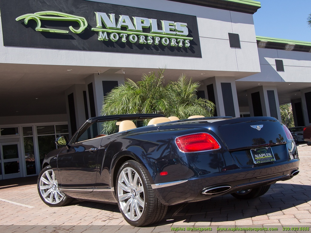 2014 Bentley Continental GT GTC Convertible - Photo 42 - Naples, FL 34104