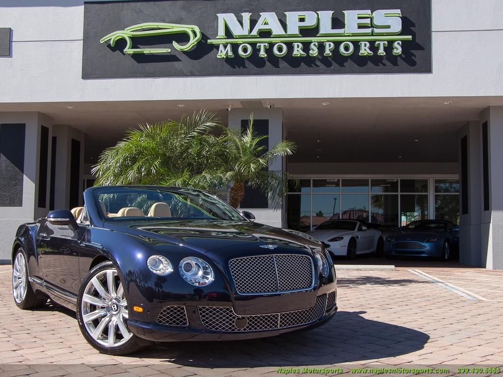 2014 Bentley Continental GT GTC Convertible - Photo 55 - Naples, FL 34104
