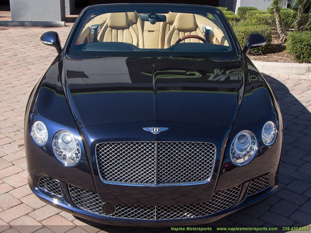2014 Bentley Continental GT GTC Convertible - Photo 30 - Naples, FL 34104