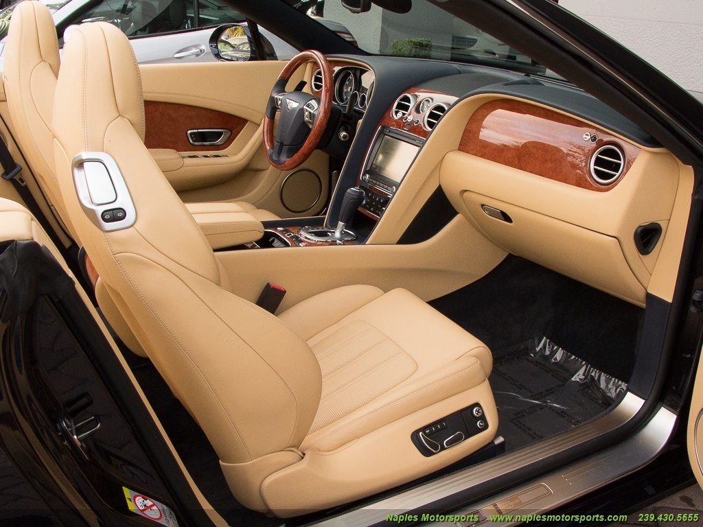 2014 Bentley Continental GT GTC Convertible - Photo 31 - Naples, FL 34104
