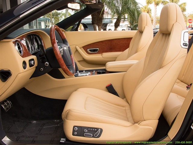 2014 Bentley Continental GT GTC Convertible - Photo 2 - Naples, FL 34104