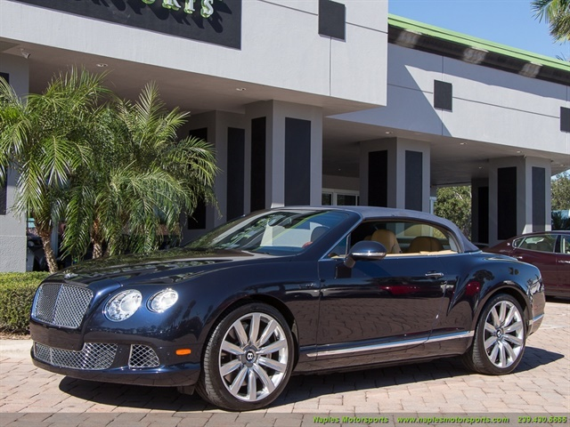 2014 Bentley Continental GT GTC Convertible - Photo 3 - Naples, FL 34104