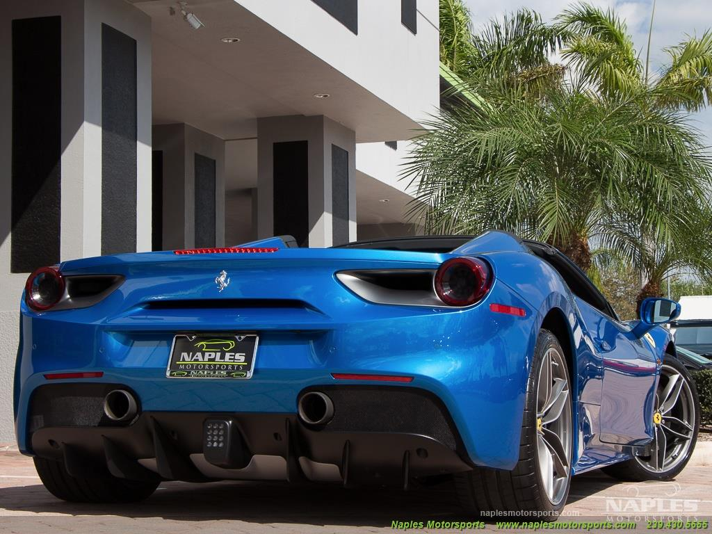 2017 Ferrari 488 Spider - Photo 51 - Naples, FL 34104