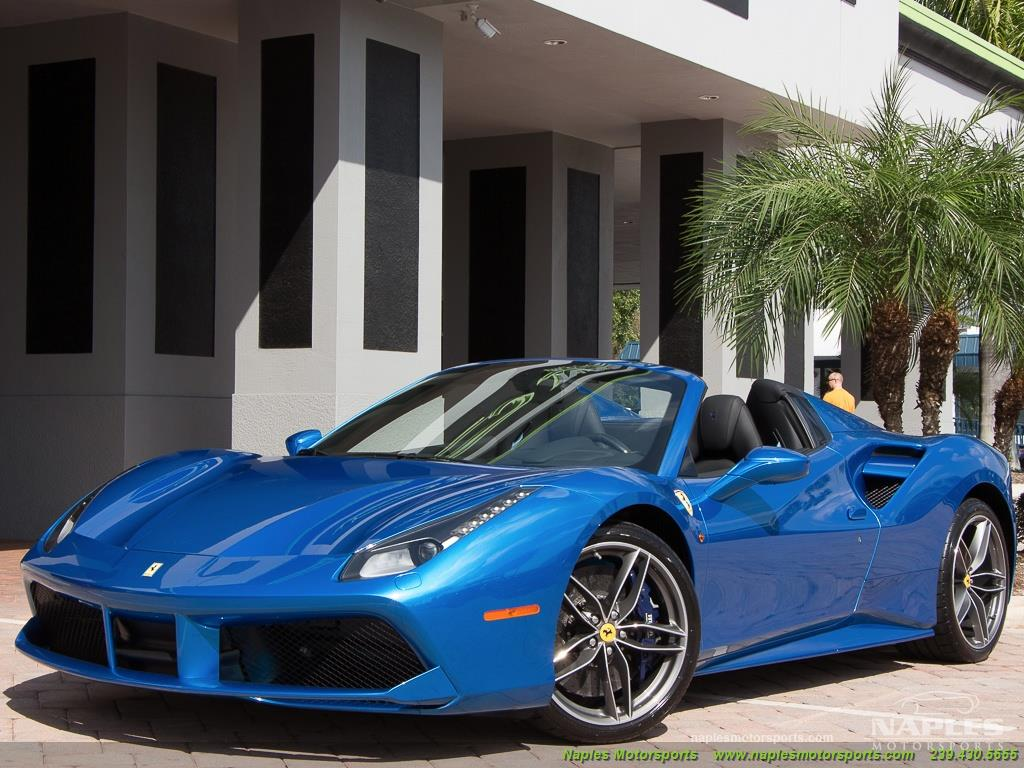 2017 Ferrari 488 Spider - Photo 45 - Naples, FL 34104