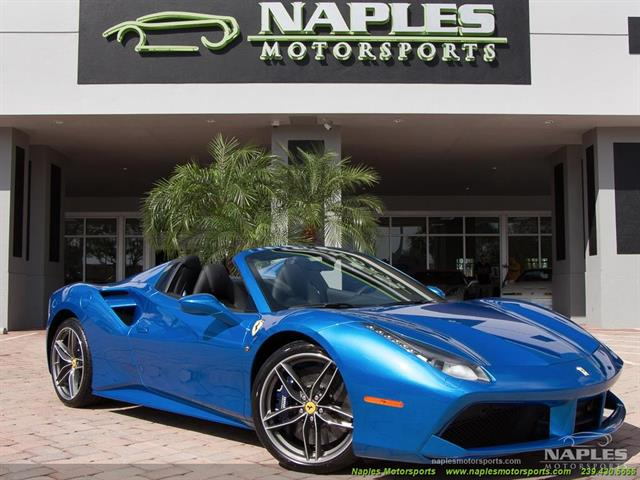 2017 Ferrari 488 Spider - Photo 1 - Naples, FL 34104