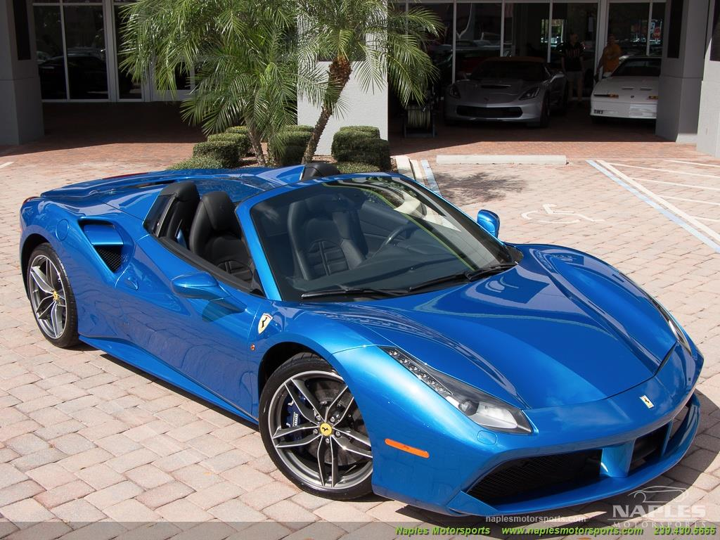 2017 Ferrari 488 Spider - Photo 53 - Naples, FL 34104