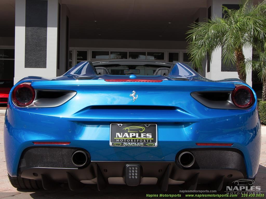 2017 Ferrari 488 Spider - Photo 39 - Naples, FL 34104