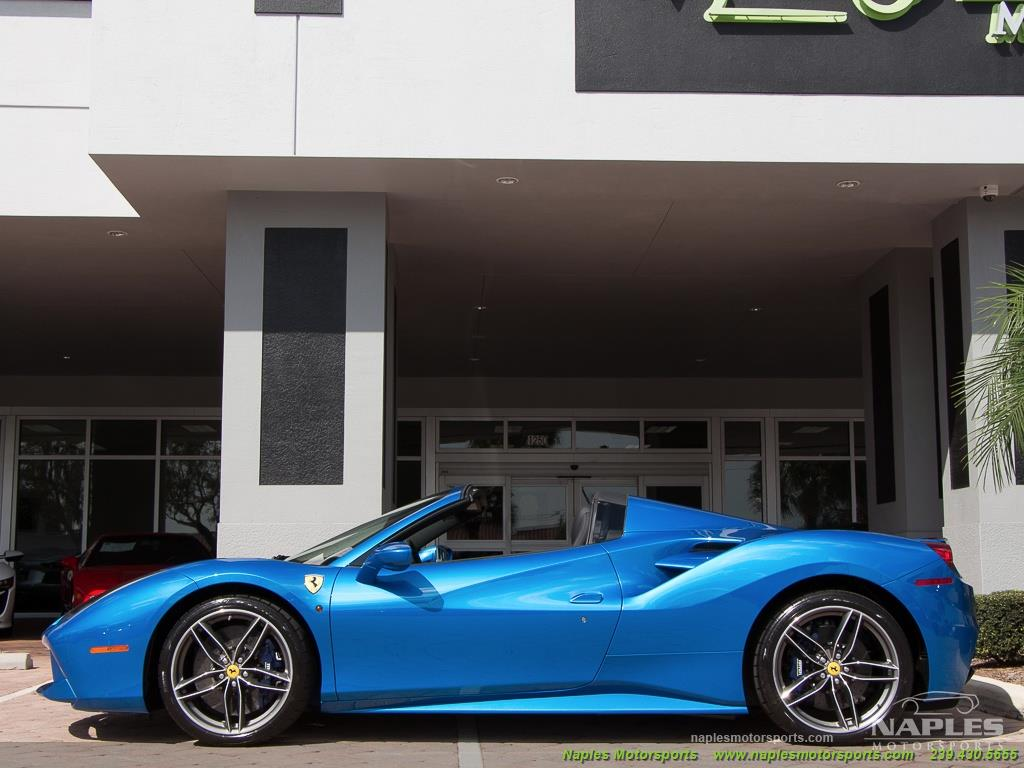 2017 Ferrari 488 Spider - Photo 49 - Naples, FL 34104