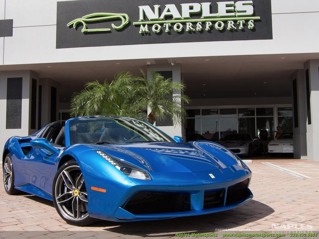 2017 Ferrari 488 Spider - Photo 54 - Naples, FL 34104