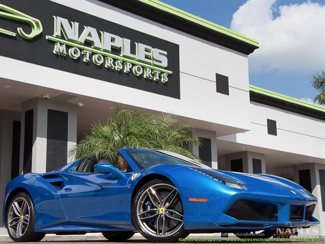 2017 Ferrari 488 Spider - Photo 3 - Naples, FL 34104