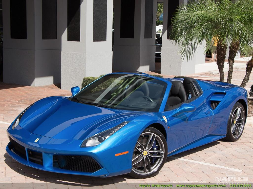 2017 Ferrari 488 Spider - Photo 44 - Naples, FL 34104